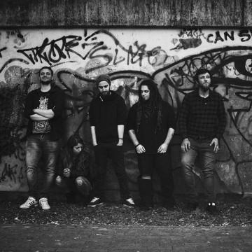 Foto band emergente Againstorm
