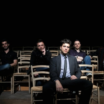 Foto band emergente Follow The Mad