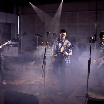 Foto band emergente Cigarettes & Pain