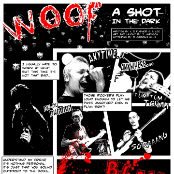 Foto band emergente WOOF - Went Out Of Fashion