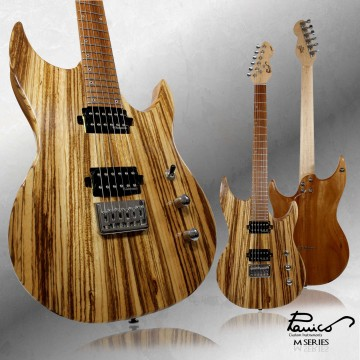 FOTO Chitarra Elettrica Panico Guitars M Series M156