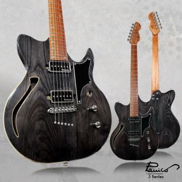 FOTO Chitarra Elettrica Panico Guitars S Series S158