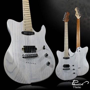FOTO Chitarra Elettrica Panico Guitars T Series T535