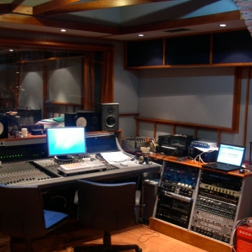 Foto band emergente Glamour Studios