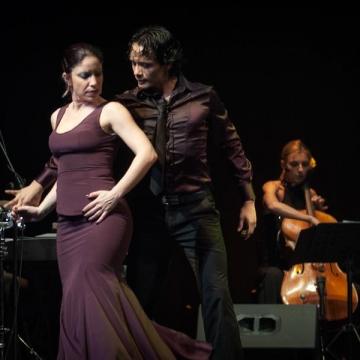 Foto band emergente Flamenco Tango Neapolis
