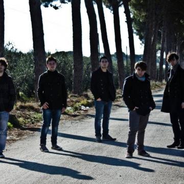 Foto band emergente Loù Naif