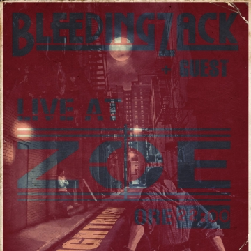 Foto band emergente BleedingZack