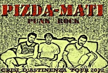 Foto band emergente PizdaMati