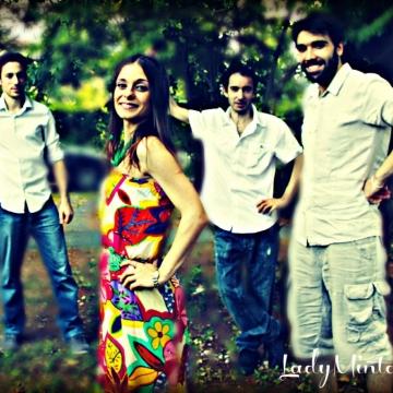 Foto band emergente Made of sun