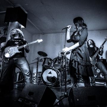Foto band emergente Respiro