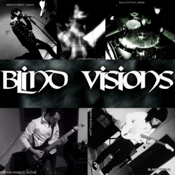 Foto band emergente BLIND VISIONS