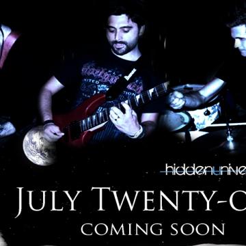 Foto band emergente Hidden Universe