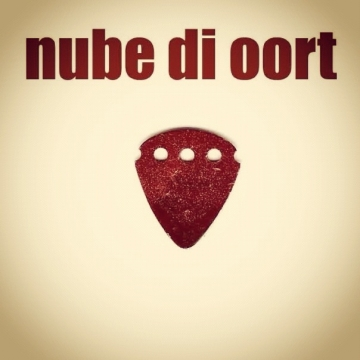 Foto band emergente Nube di Oort