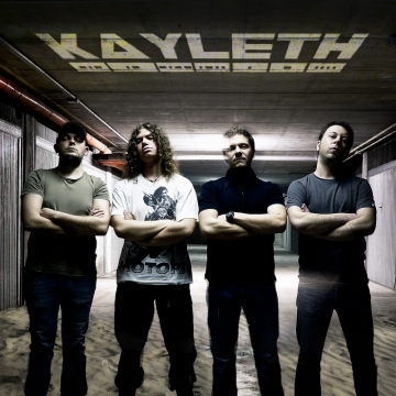 Foto band emergente KAYLETH