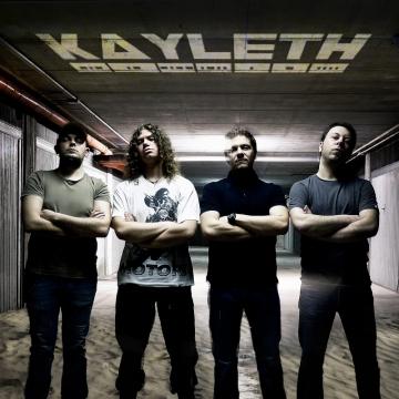 Foto band emergente KAYLETH
