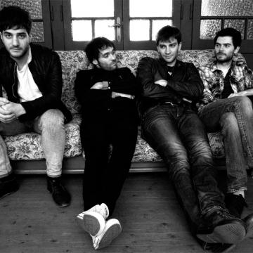 Foto band emergente White Palms
