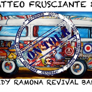 Foto band emergente Matteo Frusciante and Lady Ramona Revival Band