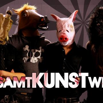 Foto band emergente GesamtKunstWerk