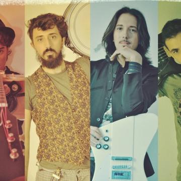 Foto band emergente Synthonia