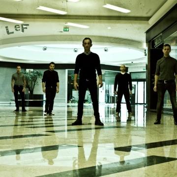 Foto band emergente LEF