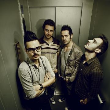 Foto band emergente Stanley rubik