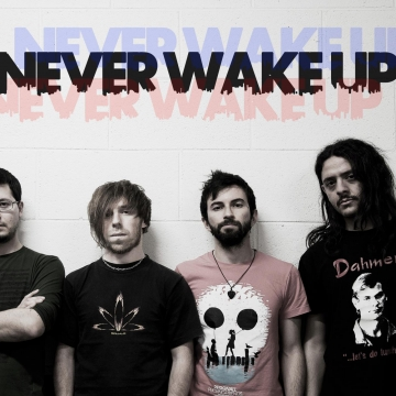 Foto band emergente Never Wake Up