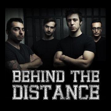 Foto band emergente Behind the Distance
