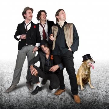 Foto band emergente ViSiBì