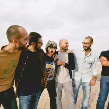 Foto band emergente Olga & The GangBand