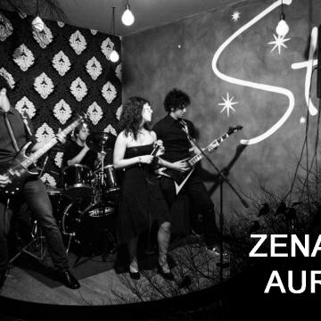Foto band emergente Zenaida Aurita