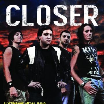 Foto band emergente CLOSER