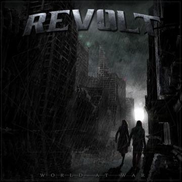 Foto band emergente Revolt