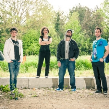 Foto band emergente Gli Esattori delle Tasse