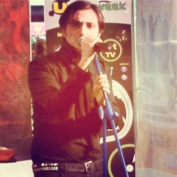 Foto band emergente Vincenzo Attardo