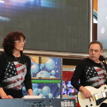 Foto band emergente PUNTO & VIRGOLA