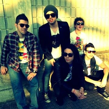 Foto band emergente Killing The Ashes