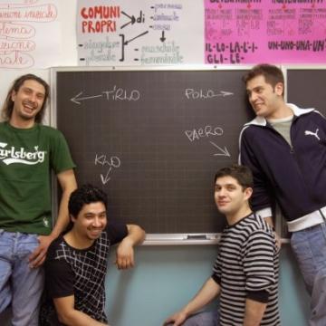 Foto band emergente Primavolta
