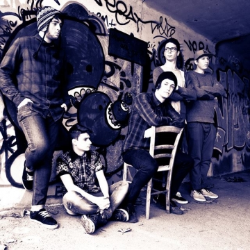 Foto band emergente Farewell To Sin