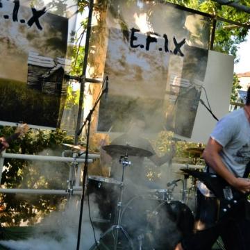 Foto band emergente E.F.I.X